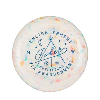 POLER CAMPING STUFF(polar)ENLIGHTENMENT FRISBEE飛盤