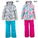 OP (オーピー)548600 子供用 ジャケット&パンツセット スノーボードウエア スキー キッズ ジュニア snow