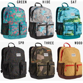 BURTON(バートン)KD GROMLET PACK リュックサック バック バックパック キッズ ジュニア 遠足 旅行 通学