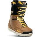 32(THIRTYTWO) LASHED BROWN/BLACK 20-21モデル メンズ スノーボード ブーツ スノボー 靴