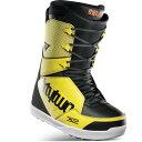 32(THIRTYTWO) LASHED20 BLACK/YELLOW 20-21モデル メンズ スノーボード ブーツ スノボー 靴