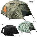 POLER(ポーラー)POLER(ポーラー)2MAN TENT アウトドア キャンプ テント