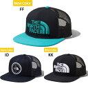 THE NORTH FACE(ザ ノースフェイス)NN01921 MESSAGE MESH CAP メッセージメッシュキャップ キャップ 帽子 ユニセックス