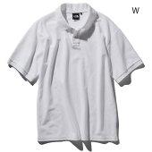 THENORTHFACE(ザノースフェイス)NT21951ポロシャツメンズS/SCasualPoloカジュアルポロアウトドアウェア半袖ポロシャツアウトドア
