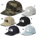 THE NORTH FACE(ザ ノースフェイス)NN02135 TNF LOGO CAP キャップ ベースボール ロー カーブ デニム カモ 迷彩 UVカット 日よけ 帽子 …