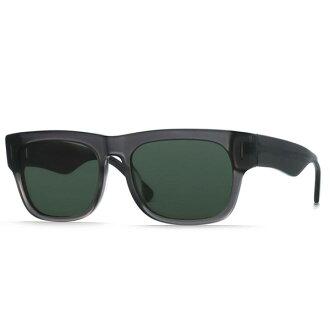 RAEN OPTICS Rene optics LENOX DEUS EX MACHINA COLLAB (DEUS collaboration model) LNX-M105-ZPGRN sunglasses fashion design SKO-M25-SMK (Matte Grey Crystal)