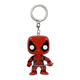 マーベルコミック『デッドプール 』 フィギュア キーチェーン Deadpool Figure Keychain