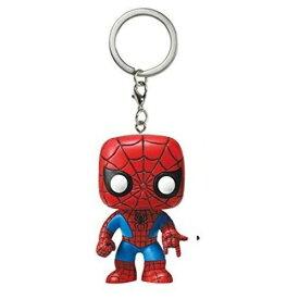 マーベルコミック『スパイダーマン 』 フィギュア キーチェーン Spider-man Figure Keychain