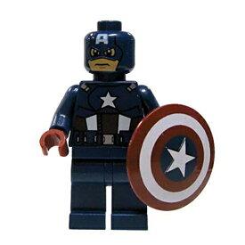 レゴ マーベル 『キャプテンアメリカ - ダークブルー 』 フィギュア LEGO Captain America Dark Blue Figure