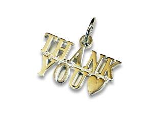 【GLAD HAND/グラッドハンド】「Thank You Pendant Top/サンキューペンダントトップ」(Silver925)【あす楽対応】(GANGSTERVILLE/ギャングスタービル/WEIRDO/ウィアード/アメカジ/アクセサリー/プレゼント/WOLF P