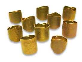 全10種【GLAD HAND/グラッドハンド】「Cigar Tag Ring/シガータグリング」【DM便不可】【あす楽対応】(GANGSTERVILLE/ギャングスタービル/WEIRDO/ウィアード/アメカジ/ホットロッド/ハーレー/スカーフ留め/プレゼント)