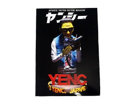 【YENC/ヤンシー】VOL.7【ネコポス対応】【あす楽対応】(ハーレー/ナックルヘッド/パンヘッド/ショベルヘッド/チョッパー/雑誌/アメカジ/ホイールズアパレル/WOLF PACK/ウルフパック)