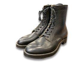 "【Duoford/デュオフォード】「7inch Lace Up Boots""BECK""/7インチレースアップブーツ""ベック ""」(DF-002)【予約商品】(アメカジ/Makers/メイカーズ/FINE CREEK LEATHERS/ファインクリークレザース/WOLF PACK/ウルフパック/ハーレー/ホットロッド)"