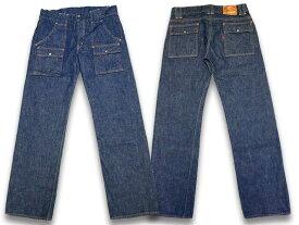 【FULLCOUNT/フルカウント】「Bush Pants/ブッシュパンツ」(1246W)【あす楽対応】(デニム/ジーンズ/インディゴ/アメカジ/ハーレー/ホットロッド/Gパン/ジーンズ/WOLF PACK/ウルフパック)