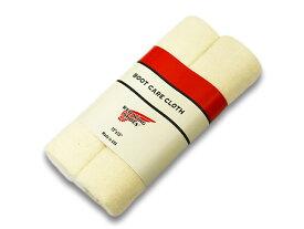【RED WING/レッドウイング】「Boots Care Cloth/ブーツケアクロス」(97195)【DM便不可】【あす楽対応】(エンジニアブーツ/ハーレー/アメカジ/アイリッシュセッター)