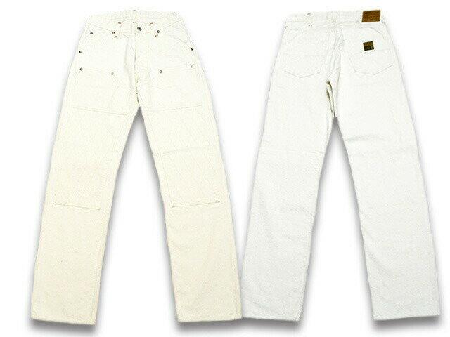 【TROPHY CLOTHING/トロフィークロージング】「Double Knee Standard Naturally Duck Pants/ダブルニースタンダードナチュラリーダックパンツ」(1806N)【送料・代引き手数料無料】【あす楽対応】(アメカジ/ハーレー/バイク)