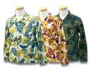 全3色【TROPHY CLOTHING/トロフィークロージング】2021SS「Duke Hawaiian L/S Shirts/デュークハワイアンロングスリーブシャツ」【あす…