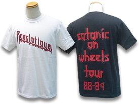 全2色【RED TAiL/レッドテイル】2020SS「SOW.88-89 Tour S/S Tee/SOW.88-89ツアーショートスリーブTee」(RKK-325)【あす楽対応】(ViSE CLOTHING/ヴァイスクロージング/バイス/名古屋/ハーレー/バイカー/アメカジ/ホットロッド/WOLF PACK/ウルフパック)