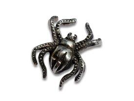 【SKULL FLIGHT/スカルフライト】Silver950 Spider Pins/シルバー950製スパイダーピンズ【DM便対応】【あす楽対応】(CALIFORNIA LINE/カリフォルニアライン)