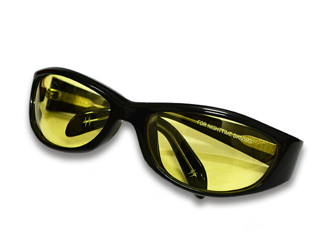 """【SKULL FLIGHT/スカルフライト】2014 New Model「FR-001」""""180 Shade Night Drive Lens/180シェードナイトドライブレンズ""""」【送料・代引き手数料無料】【あす楽対応】(CALIFORNIA LINE/カリフォルニアライン/ハーレー/バイカー/バイク/桐生/サングラス)"""