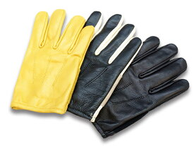 全3色【Vin&Age/ヴィン&エイジ】2020SS「Short Plain Glove/ショートプレーングローブ」(VG20B)【あす楽対応】(ハーレー/ハーレーダビッドソン/バイク/プレゼント/手袋/ホットロッド/アメカジ/プレゼント/WOLF PACK/ウルフパック)