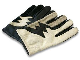 全2色【Vin&Age/ヴィン&エイジ】2021AW「Naughty Short Glove/ナーティーショートグローブ」(VG21NS)【あす楽対応】(ハーレー/ハーレーダビッドソン/バイク/プレゼント/手袋/ホットロッド/アメカジ/プレゼント/WOLF PACK/ウルフパック)