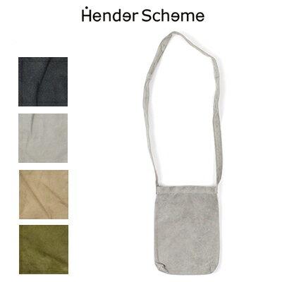 【ネコポス全国送料無料】エンダースキーマ Hender Scheme ピッグショルダーバッグ スモール pig shoulder small de-rb-pss【あす楽対応】【smtb-TD】【tohoku】