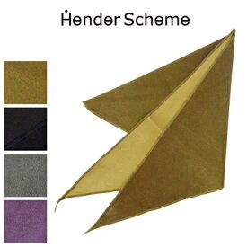 【メール便全国送料無料】エンダースキーマ Hender Scheme レザースカーフ leather scarf fl-rc-scf【キャッシュレス還元対象】