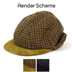 エンダースキーマ Hender Scheme ツイードイヤーキャップ tweed ear cap fl-c-ect 2018AW【スーパーセール】【キャッシュレス還元対象】