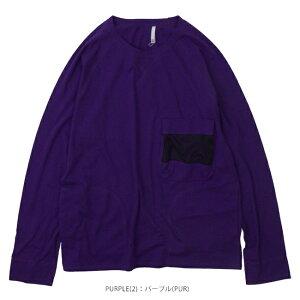 ヒューミスHUMISアドベンチャーラグランスリーブロングTシャツADVENTURERAGRANSLEEVELONGT-SHM-TO11012019春夏