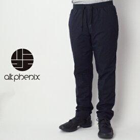 アルクフェニックス alk phenix クランクパンツ カルストレッチヴェントX アルファ— crank pants karu st.VENT X α PO852OB67