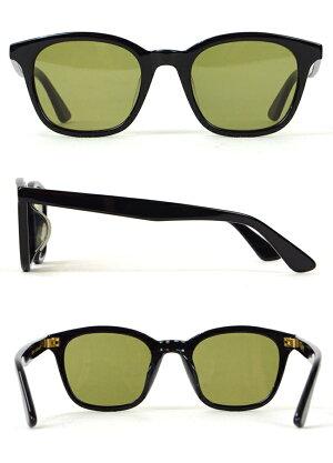A.D.S.R.エーディーエスアールZAPPAザッパシャイニーブラッククリアーブラウンメガネ眼鏡アイウェアサングラス