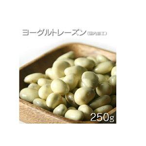[ヨーグルトレーズン 250g /ドライフルーツ] アメリカ産 ヨーグルトレーズン(国内加工) 250g / 1パック(袋) おやつ お菓子作り、レシピ用 デザート用 スウィーツ用 酒の肴 おつま
