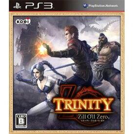 【中古】【PS3】TRINITY Zill o'll Zero 通常版【4988615034626】【ロールプレイング】