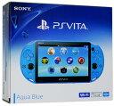 【中古】【本体箱説有り】PS Vita (2000)Wi−Fiモデル(アクア・ブルー)【4948872414050】
