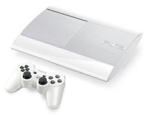 【中古】【本体 箱あり、付属品欠品あり】プレイステーション3 PlayStation3 250GB/クラシック・ホワイト(CECH4200BLW)【4948872413565】