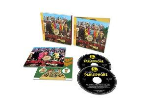ザ・ビートルズ/サージェント・ペパーズ・ロンリー・ハーツ・クラブ・バンド<2CD>20170526