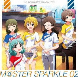 ◎V.A./THE IDOLM@STER MILLION LIVE! M@STER SPARKLE 02<CD>20170920