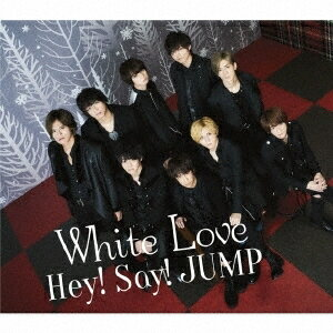 【先着特典付】Hey! Say! JUMP/White Love<CD>(通常盤)[Z-6797]20171220
