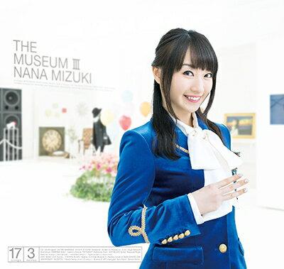 【オリ特&先着特典付】水樹奈々/THE MUSEUM III<CD+DVD>[Z-6910・6911・6939]20180110