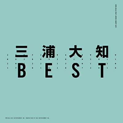 【オリジナル特典付】三浦大知/BEST<2CD+Blu-ray(スマプラ対応)>[Z-6766]20180307