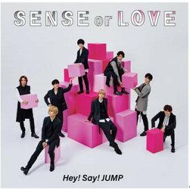 ◎Hey! Say! JUMP/SENSE or LOVE<CD>(通常盤)20180822