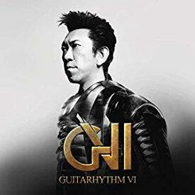 ■■布袋寅泰/GUITARHYTHM VI<CD>(通常盤)20190529