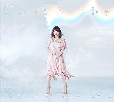 【オリジナル特典付】水瀬いのり/Catch the Rainbow!<CD+Blu-ray>(初回限定盤)[Z-8054]20190410