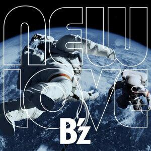 【オリジナル特典付】B'z/NEW LOVE<CD+オリジナルTシャツ>(初回生産限定盤)[Z-8243]20190529