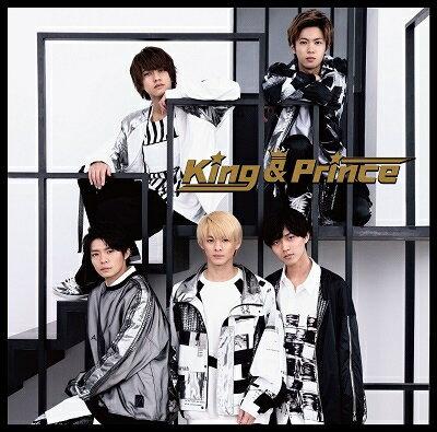 【先着特典付】King & Prince/King & Prince<CD>(通常盤)[Z-8259]20190619