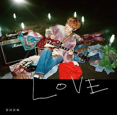 ■■菅田将暉/LOVE<CD>(通常盤)20190710
