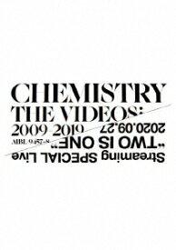 ■■CHEMISTRY/CHEMISTRY THE VIDEOS :2009-2019<2DVD>(通常盤)20210210