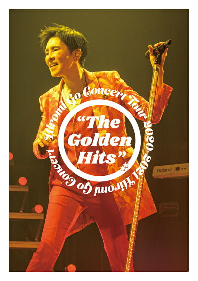 """■■郷ひろみ/HiromiGoConcertTour2020-2021""""TheGoldenHits""""<Blu-ray+CD>20210331"""