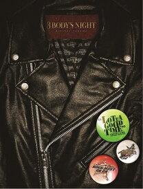 【オリジナル特典付】矢沢永吉/3 BODY'S NIGHT<Blu-ray>[Z-11019]20210505